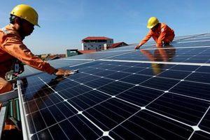 Giảm điện than, ngừng nhập khẩu từ Trung Quốc để 'nhường' điện mặt trời