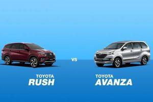 Toyota Việt Nam triệu hồi Rush và Avanza