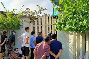 Điều tra vụ nghịch tử ngáo đá cắt cổ mẹ đẻ ngay tại sân giếng ở Thanh Hóa
