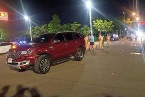 Va chạm với ô tô, một thanh niên ở Lai Châu tử vong