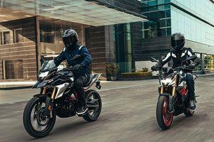 Mô tô thể thao BMW G 310 GS 2021 ra mắt, giá 146 triệu đồng