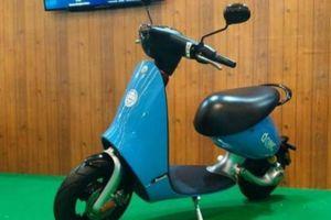 Xe máy điện Beneli Dong ra mắt với ngoại hình siêu gọn