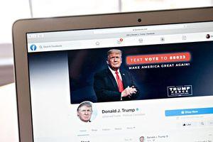 Facebook chốt hạ vẫn 'cấm cửa' cựu Tổng thống Mỹ Donald Trump