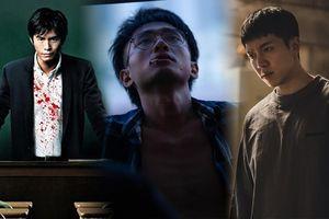 Hội trai đẹp sát nhân trên màn ảnh: Hữu Vi chặt xác tình cũ, máu lạnh hơn cả Lee Seung Gi