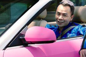 Rapper 'hệ màu hồng' Binz tung MV đón mùa hè