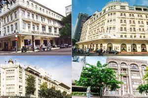 TP.HCM kiến nghị Thủ tướng không cổ phần hóa Saigontourist để bảo tồn 4 khách sạn xưa