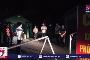 Vĩnh Phúc thiết lập cách ly y tế thôn Tiền Phong