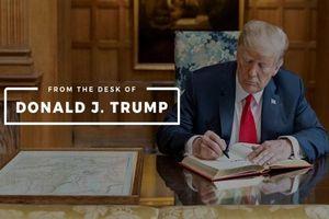 Bị loạt mạng xã hội cấm cửa, ông Trump ra mắt nền tảng truyền thông riêng