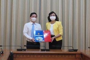 Nguyên Phó chủ tịch quận Thủ Đức Lâm Quốc Thanh làm Tổng giám đốc SATRA