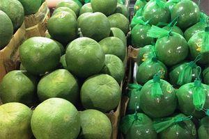 Giá thực phẩm ngày 5/5: Giá rau củ quả tăng nhẹ, bưởi da xanh tăng giá mạnh