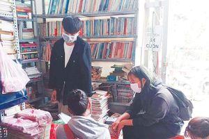 Dạy con đọc sách lúc còn thơ