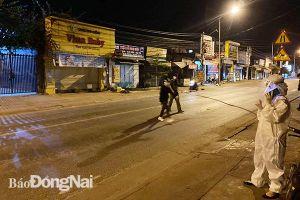 Đồng Nai ghi nhận 1 ca nghi nhiễm Covid-19 ở Long Khánh