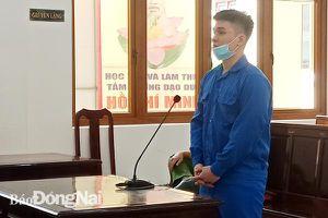 Chế tạo, tàng trữ súng quân dụng, bị cáo lãnh 2 năm tù