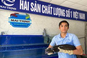 Làm giàu từ nuôi cá chình