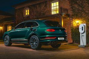 Bentley chốt thời điểm ra mắt mẫu xe điện đầu tiên