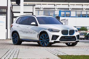 BMW X5 sử dụng công nghệ hydrogen sẽ ra mắt vào năm sau