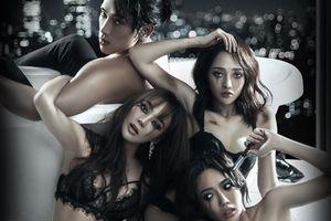 Phim 'Bẫy ngọt ngào' phải tạm hoãn trước ngày ra mắt.