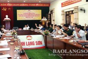 Danh sách 10 ứng viên đại biểu Quốc hội tại Lạng Sơn