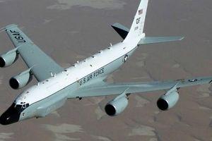 Trinh sát chiến lược của Không quân Mỹ vẫn áp sát không phận Biển Đen của Nga