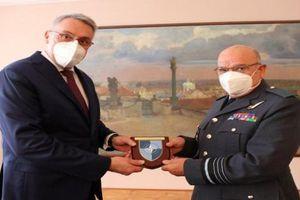 NATO-Czech cùng 'đồng lòng' đối phó với Nga