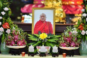 Học viện Phật giáo VN tại TP.HCM tưởng niệm cố Hòa thượng Giáo sư Satyapala