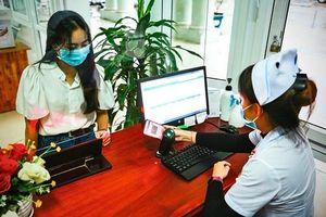 Sử dụng hình ảnh thẻ BHYT trên VssID trong khám chữa bệnh trên toàn quốc