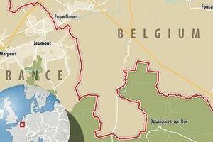 Một nông dân Bỉ 'lấn' 1.000m2 đất vùng biên của Pháp
