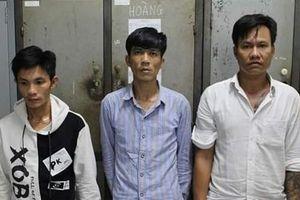 Bắt giữ băng nhóm nổ súng trong quán cafe ở Nha Trang