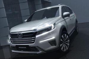 Honda BR-V thế hệ mới sẽ là phiên bản 7 chỗ?