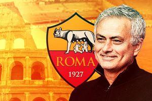 Vì sao Jose Mourinho nhận lời dẫn dắt AS Roma?