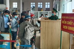 Quảng Ngãi yêu cầu tự cách ly hàng chục trường hợp F2 đã tham dự 2 cuộc họp ở UBND tỉnh