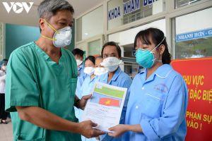 Thứ trưởng Bộ Y tế Nguyễn Trường Sơn âm tính với SARS-CoV-2