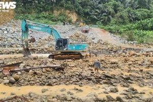 Tháng 7 tới, sẽ tiếp tục tìm kiếm công nhân còn mất tích ở thủy điện Rào Trăng 3