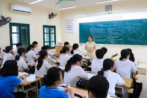Tuyển sinh lớp 10 tại Hà Nội: Tăng cơ hội, giảm áp lực cho thí sinh