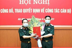 Bổ nhiệm Trung tướng Trịnh Văn Quyết giữ chức Phó Chủ nhiệm Tổng cục Chính trị
