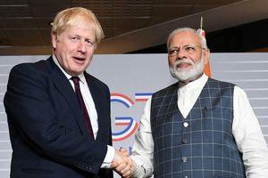 Anh và Ấn Độ đạt được nhiều thỏa thuận quan trọng