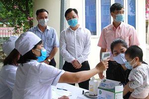 Huyện Phú Xuyên chủ động các phương án phòng, chống dịch Covid-19
