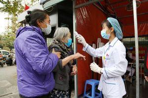 Các bệnh viện rốt ráo phòng chống COVID-19 xâm nhập