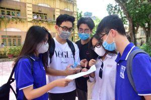 Hà Nội tạm hoãn thi khảo sát với học sinh lớp 12 vì dịch COVID-19