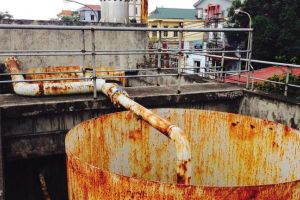 Nguy cơ tiềm ẩn từ đường ống nước xuống cấp
