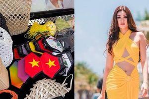 Khám phá 'nội dung' bên trong 15 chiếc vali Hoa hậu Khánh Vân mang đến Miss Universe 2021
