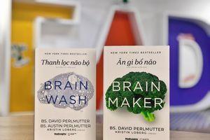 2 cuốn sách nổi tiếng về não bộ của bác sĩ thần kinh học David Perlmutter