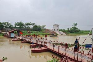 Hà Nội yêu cầu kiểm tra, làm rõ việc xây cầu phao Lương Phúc rồi lập 'trạm BOT' thu tiền