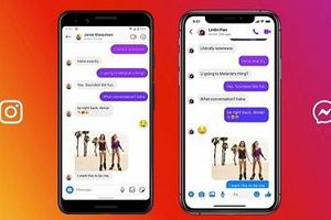 Vẫn chưa có nhắn tin mã hóa trên Messenger và Instagram
