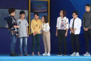 Loạt nghệ sĩ Việt bật khóc tại 'Cơ hội đổi đời'