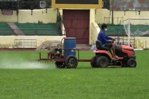 Cách ly toàn đội bóng Sông Lam Nghệ An vì tiếp xúc F1