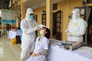 Thêm 8 ca mắc COVID-19 tại Bệnh viện Bệnh Nhiệt đới TW