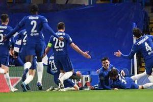 Chung kết toàn Anh tại Champions League