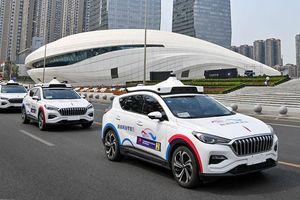 Taxi tự lái sẽ phục vụ tại Olympic Bắc Kinh 2022