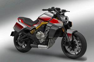 Chiếc môtô sử dụng nhiên liệu là nước